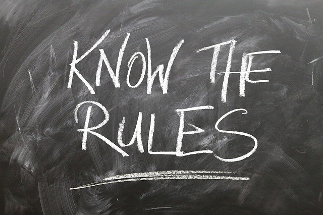 know your department of labor rules