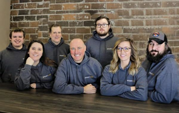 Smartcare Software team
