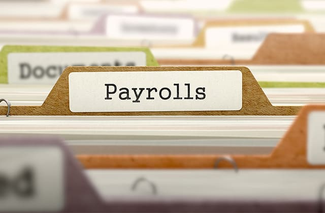 Payroll Management & Processing - SMARTcare Software