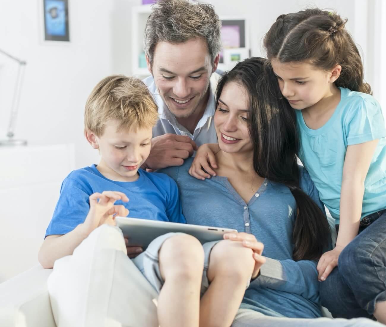 SMARTcare Software Family Portal