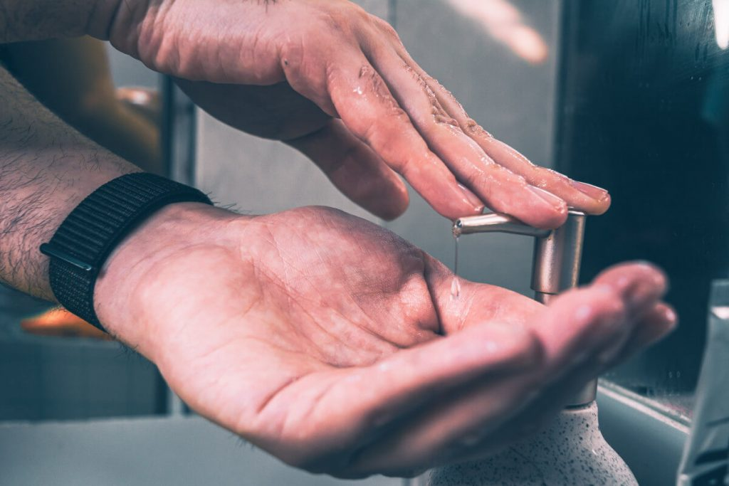hand washing smartcare software