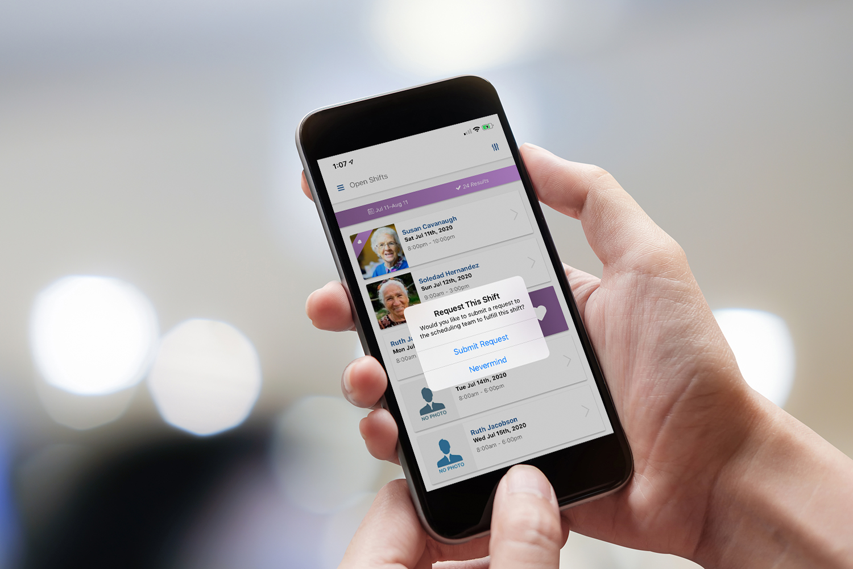 SMARTcare Mobile Application