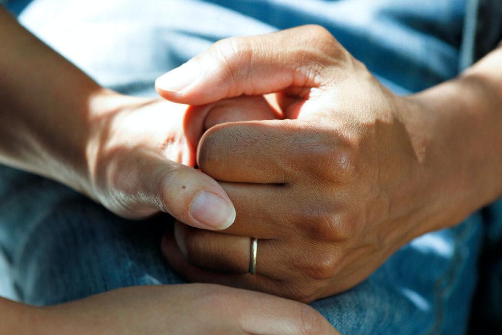 caregiver and informal care - stress