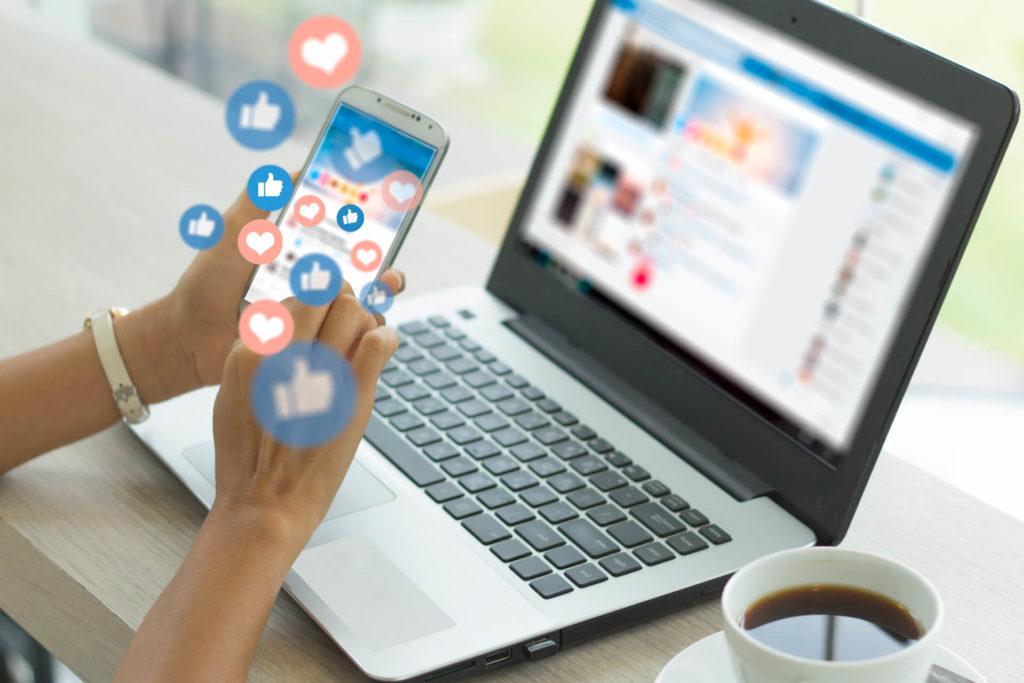 Multi channel online strategy