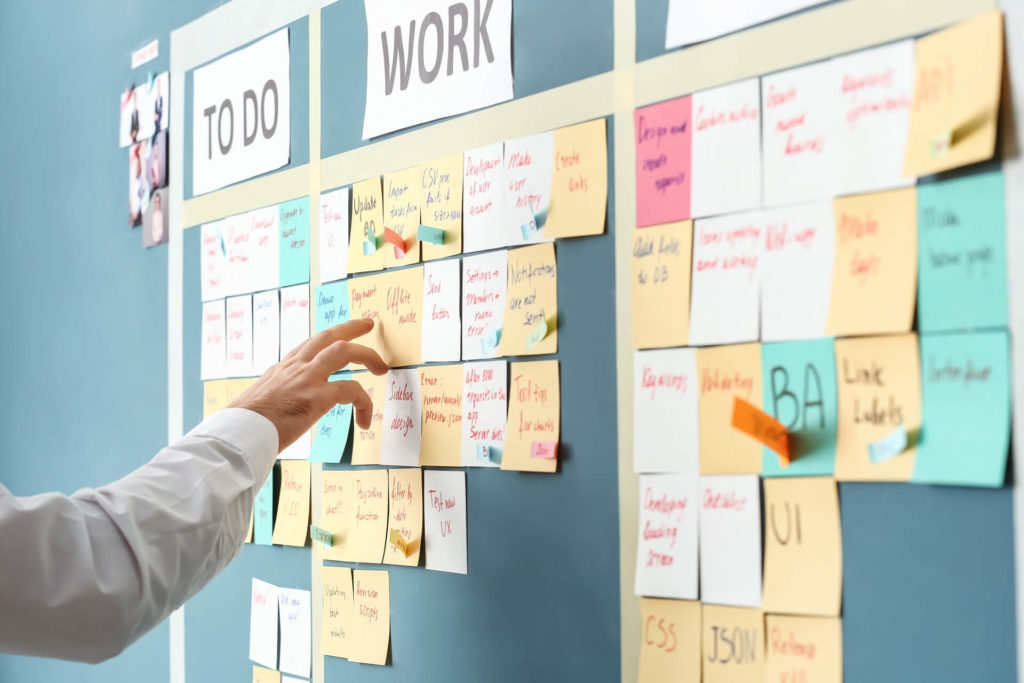 Clarity on goals and work processes