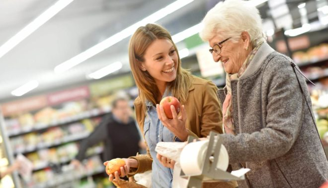 11 safety tips for shopping with seniors