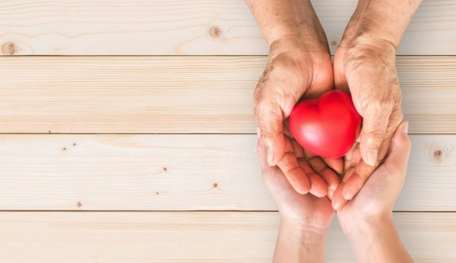 wellbeing and caregiver care