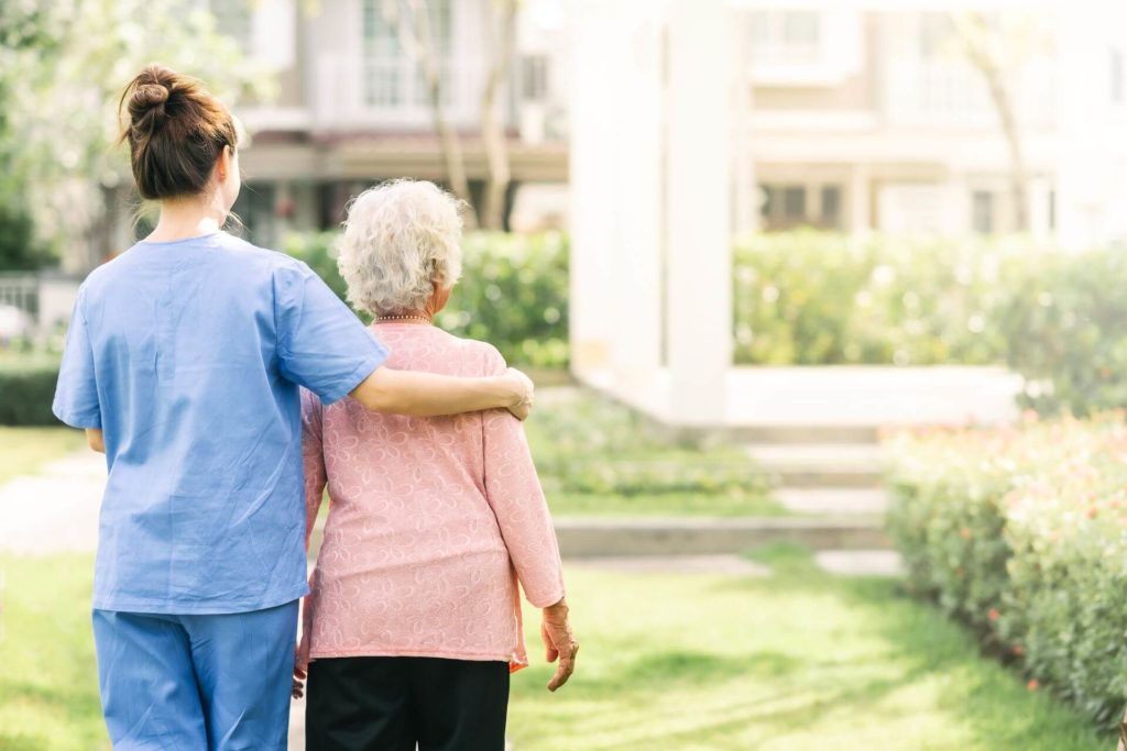 Implementing a new caregiver retention strategy
