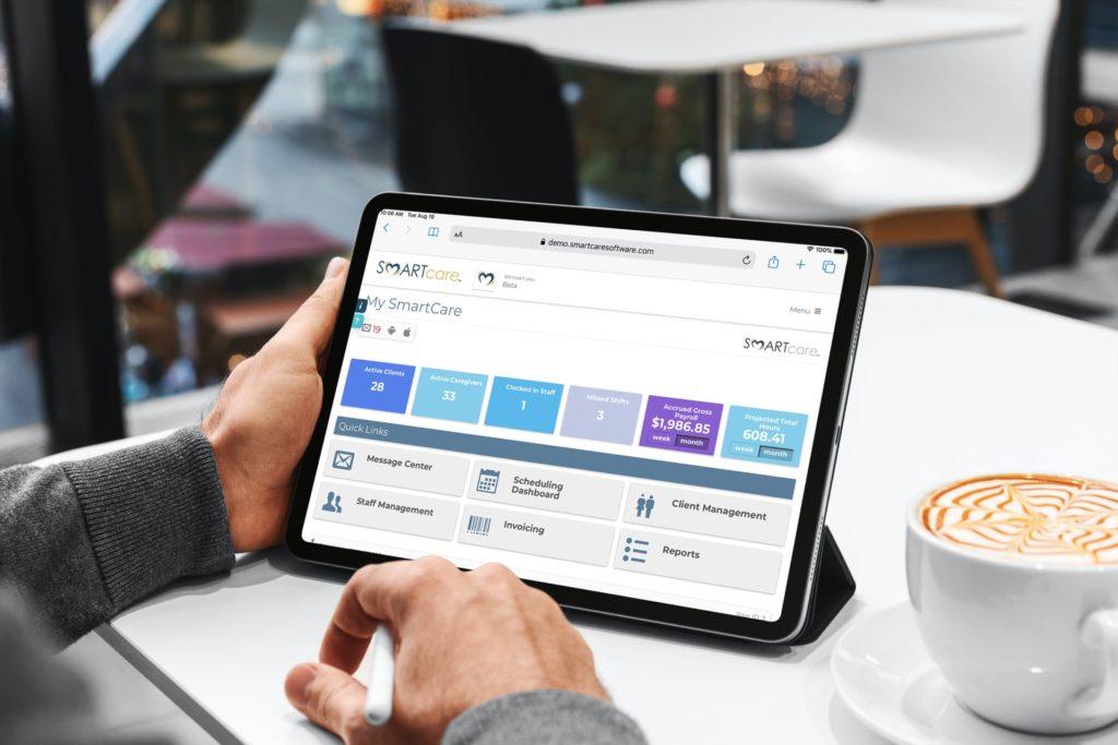 mobile-app-page-ipad-mockup-smartcare