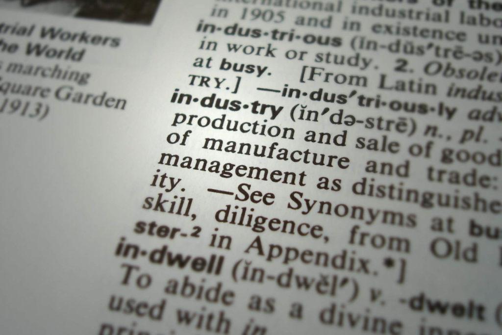 Avoiding industry-specific language