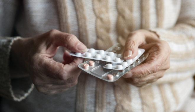 remembering to take pills