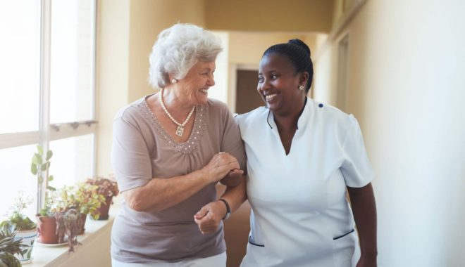 Caregivers are priceless assets