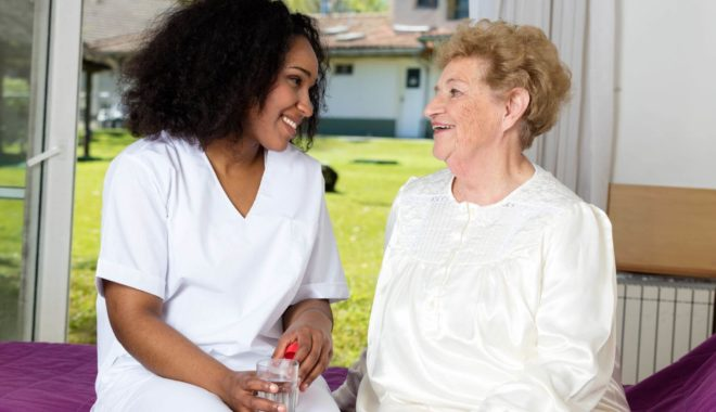 Tips for communicating effectively with seniors with dementia - Smartcare Software