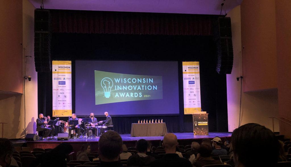 WI Innovation Awards - Smartcare Software winner 2021